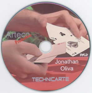 Technicarte de Jonathan OLIVA