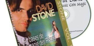 Les Bases de la Magie des Pièces Volume 1 de David STONE