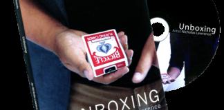 Unboxing de Nicholas LAWRENCE