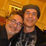 Arthur TIVOLI & Willow au 44e Congrès FFAP Paris du 21 au 241010 - Photographe Thomas THIEBAUT pour Virtual Magie