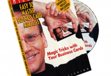Easy to Master Business Card Miracles de Michael AMMAR