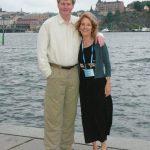 Tina LENNERT et Mike CAVENEY