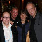 Bebel, Christophe H. Elysabeth AMATO et Bruno COPIN