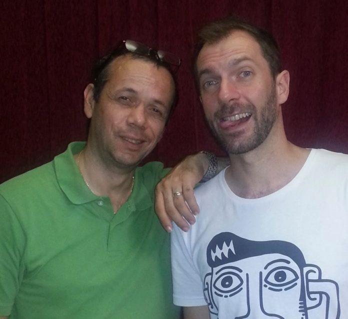 Jean-Manuel MARIES et Julien LOSA