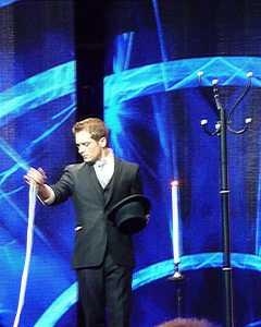 Dakris à la FISM 2015 Rimini par Peter DIN pour VirtualMagie