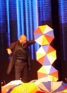 Ernesto Plana(2) à la FISM 2015 Rimini par Peter DIN pour VirtualMagie