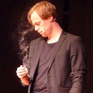 Jacob Schenström à la FISM 2015 Rimini par Peter DIN pour VirtualMagie