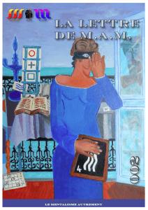 MAM - La Lettre n° 002 Déc 2013