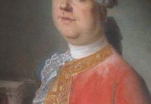 Nicolas-Philippe Ledrus(Comus) par Simon-Bernard Lenoir