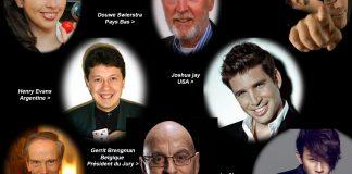 Le Jury de Close-up à la FISM 2015