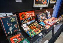 Exposition 100 Ans de Boites de Magie par Didier MORAX - Photo de Eric HOCHARD
