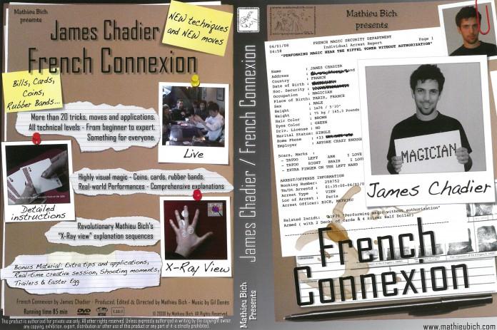 French Connexion de James CHADIER