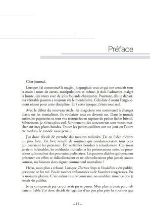 Préface 1 de Ultra Mental de Florian SEVERIN