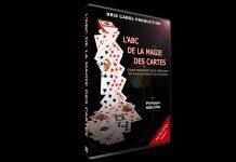 ABC de la Magie des Cartes de Philippe MOLINA