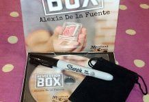 Revolution Box de Alexis de la FUENTE