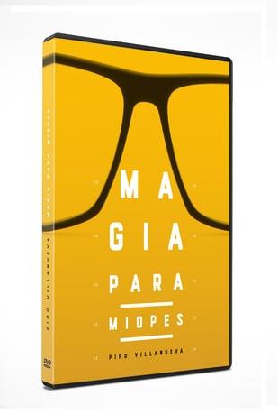 Magic for the Shortsighted (Magia para miopes) de Pipo VILLANUEVA