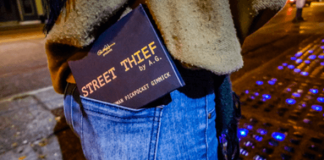 Street Thief de Paul HARRIS