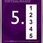 VM 5 livres 5 150x150 - Lot des 5 livres VM des 5. (50 tours de magie)