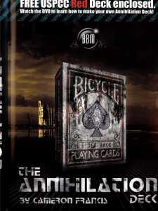 Annihilation Deck de Cameron FRANCIS