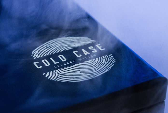 Cold Case de Gregory WILSON