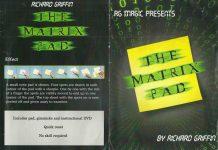 The Matrix Pad de Richard GRIFFIN