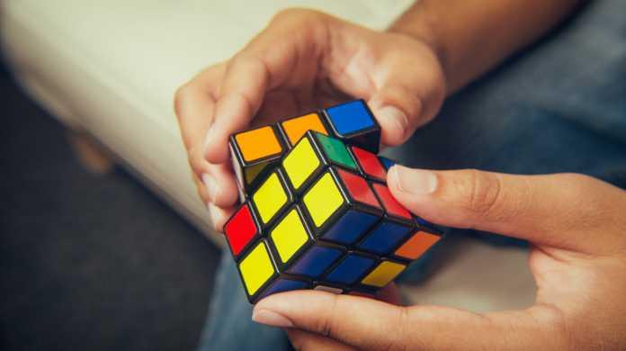 Cube 3 de Steven BRUNDAGE