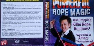 Powerful Rope Magic de Jeremy PEI