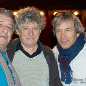 Bernard BILIS, Paul HOURON et Alain CHOQUETTE