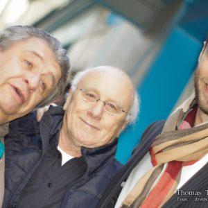 Bernard BILIS, Gilles MAGEUX, Clément BLOUIN