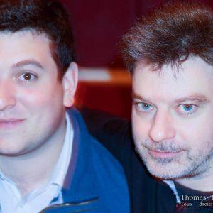 Pierre BOC & Frantz REJASSE