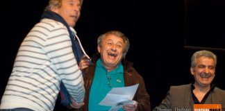 Alain CHOQUETTE, Bernard BILIS et Pourang