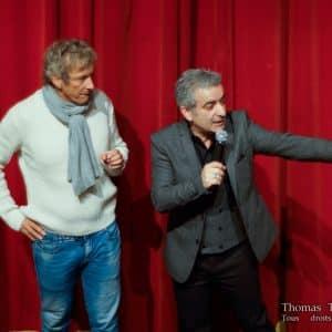 Alain CHOQUETTE & Pourang
