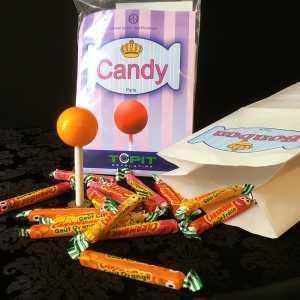 Candy de Edouard BOULANGER