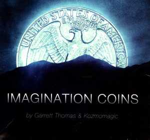 Imagination coins de Garrett THOMAS