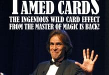 Tamed Cards de Tommy WONDER