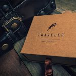 The Traveler de Jeff COPELAND