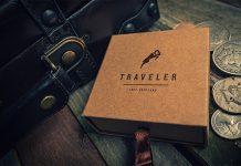 The Traveler de Jeff COPELAND