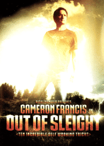 Out of Sleight de Cameron FRANCIS