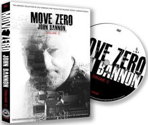 Move Zero Volume 1 de John BANNON.