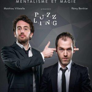 Les Illusionnistes - Puzzling de Matthieu VILLATELLE & Rémy BERTHIER @ Apollo Théâtre - Salle 200 | Paris | Île-de-France | France