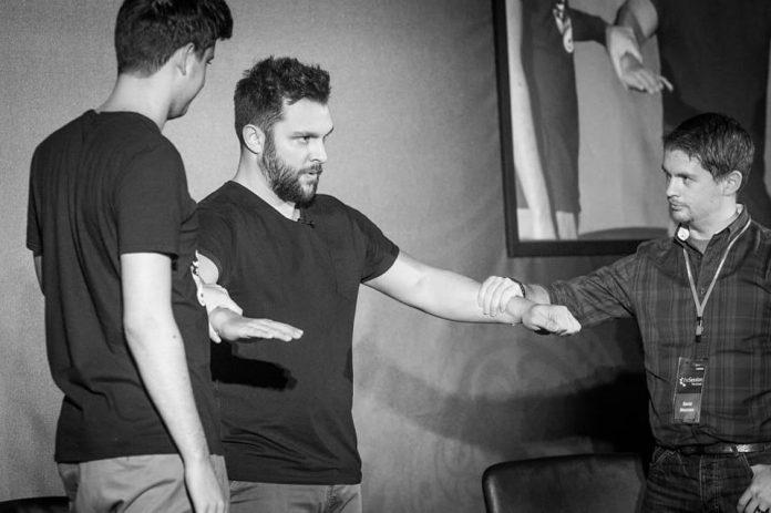 BenEarl 696x463 - The Session Vanishing à Londres 2017
