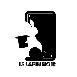 Logo Club Le Lapin Noir