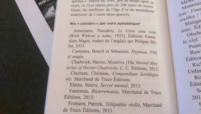 Les secrets Ment 696x394 - Les Secrets des Mentalistes par Pascal LE GUERN & Tibor le mentaliste