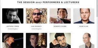 The Session Vanishing à Londres 2017