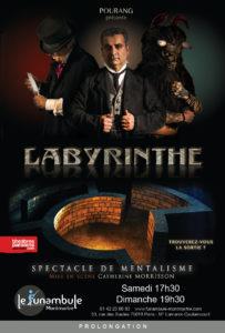 Labyrinthe de Pourang