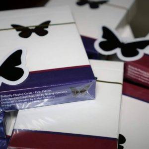 Jeux de Cartes Marquées Butterfly