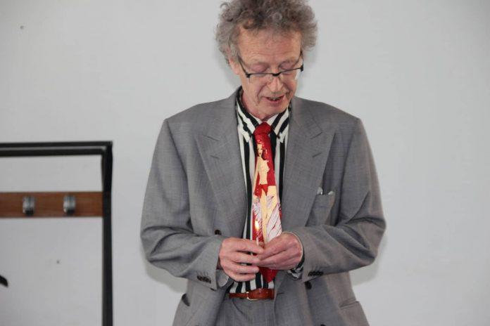 conférence d'Alain de Moyencourt : l'allumette qui ne se consume pas.