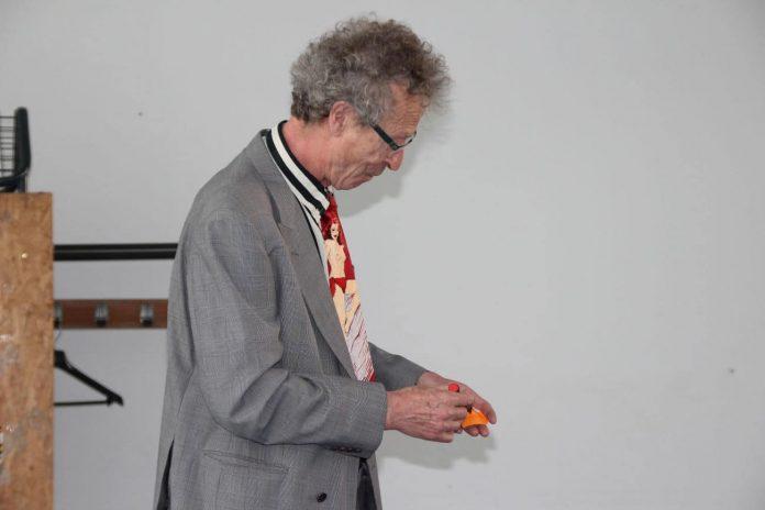 conférence d'Alain de Moyencourt : production de billet