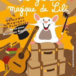 Le Grenier Magique de Lili (84) @ Théâtre de l'Observance