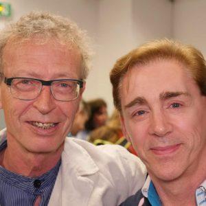Alain DEMOYENCOURT & Hervé LISTEUR - photo de Thomas Thiébaut pour VirtualMagie